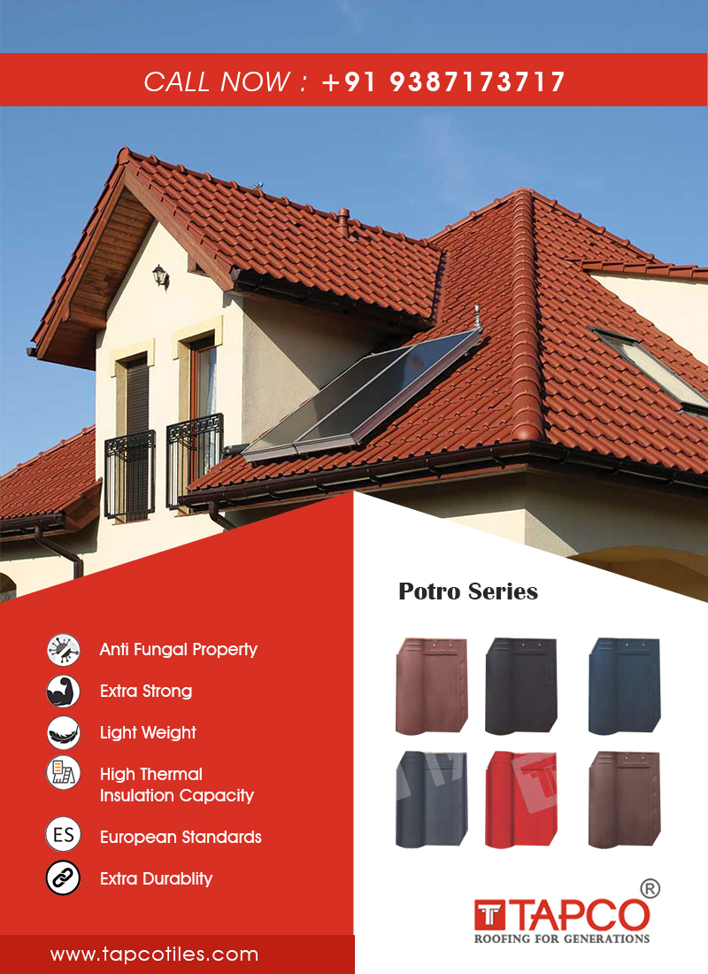 Best Quality Ceramic Roof Tiles
