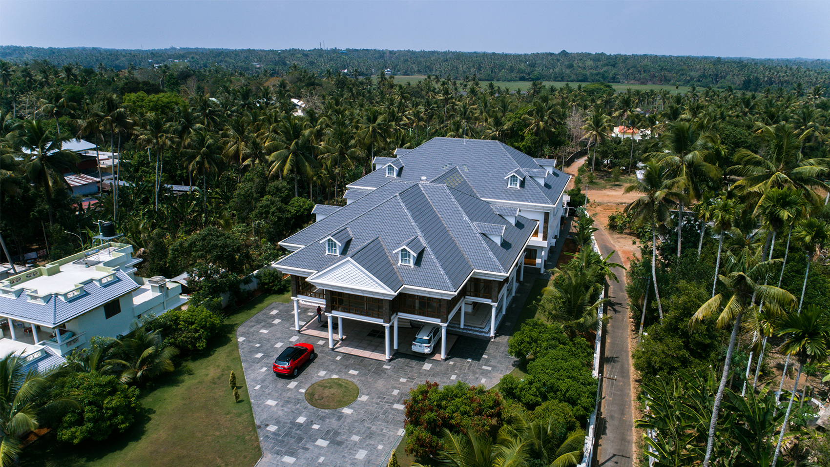 Best Ceramic Roof tiles in Kerala