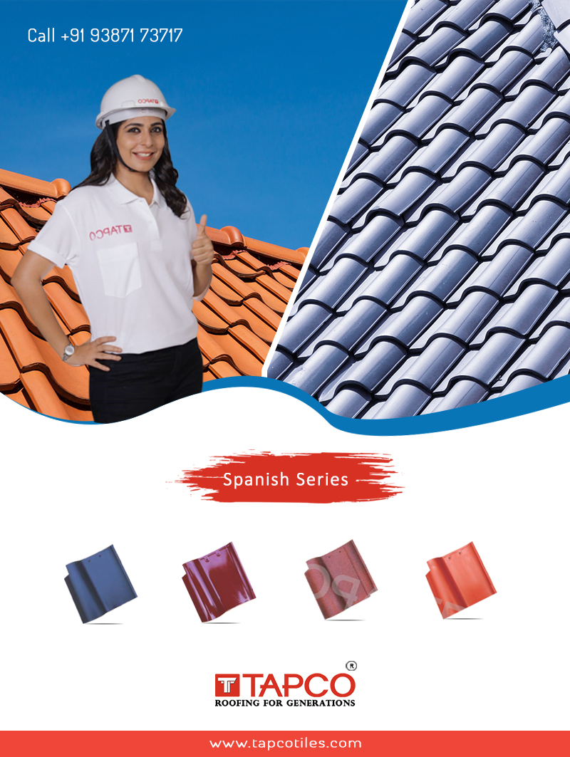 best roof tiles in India