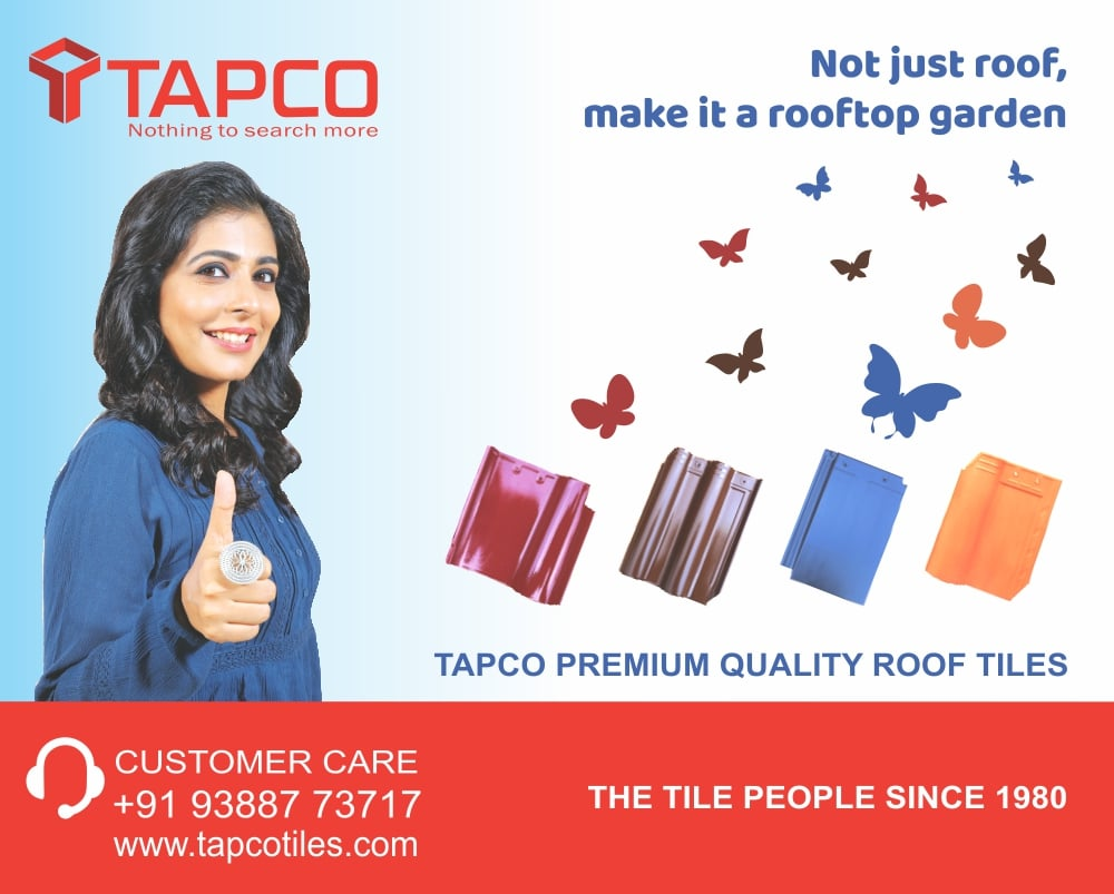 Leading Roof Tile Brand In India
