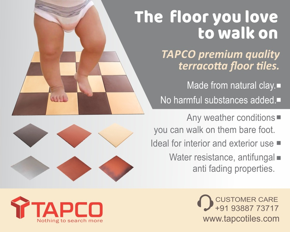 Leading Terracotta Floor Tile Dealer In Thrissur