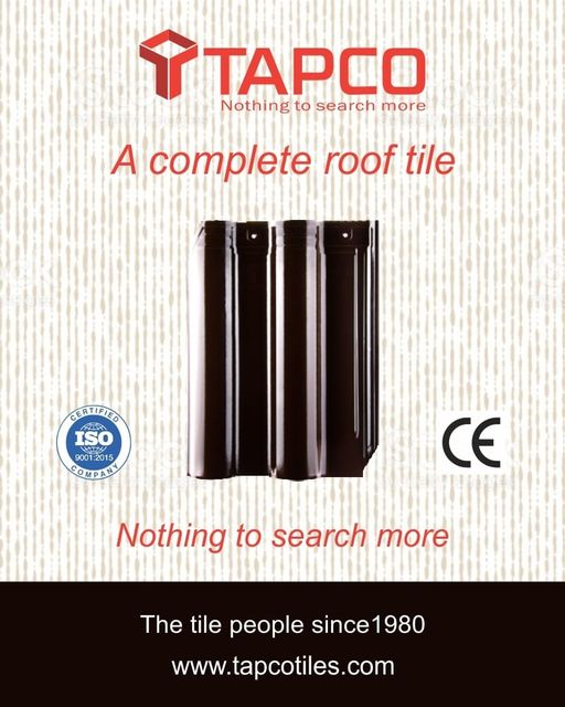 Roof Tile Manufacturing Company in India