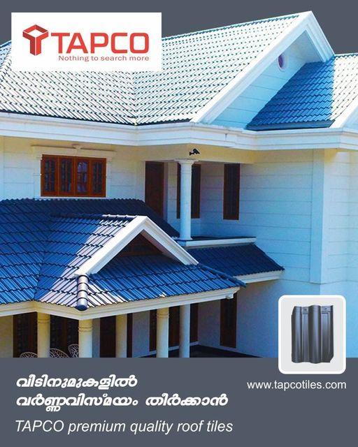 Best Roof Tile Manufacturer in Kerala
