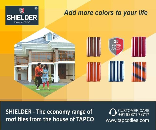 Affordable Roof Tiles In Kerala