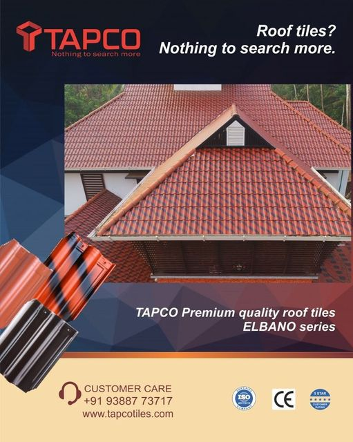 Roof Tile Brand in Chennai